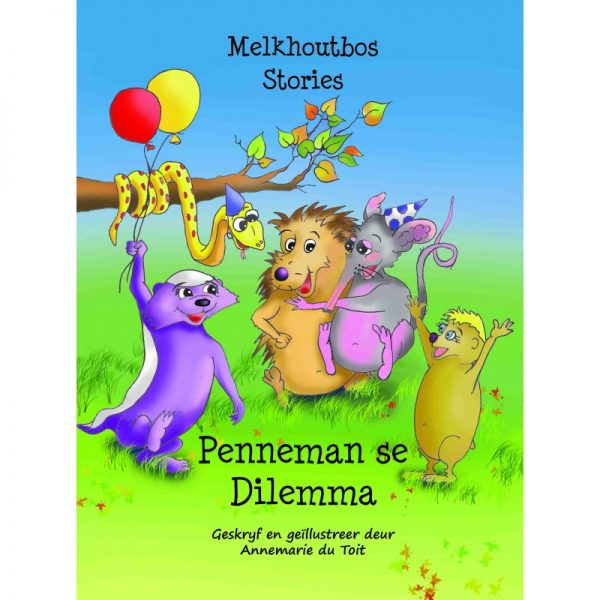 Melkhoutbos Stories