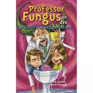 Professor Fungus en die Brein Drein-eksperiment