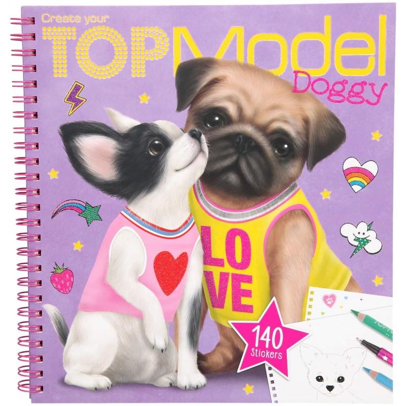 Create your Topmodel Doggy