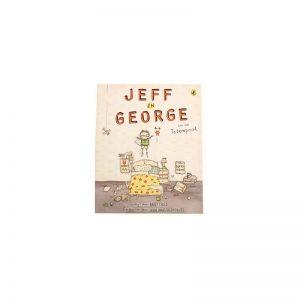 Jeff en George en die Totempaal