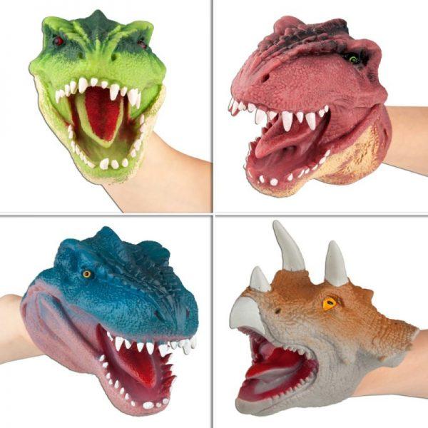 Dino World Hand Puppets