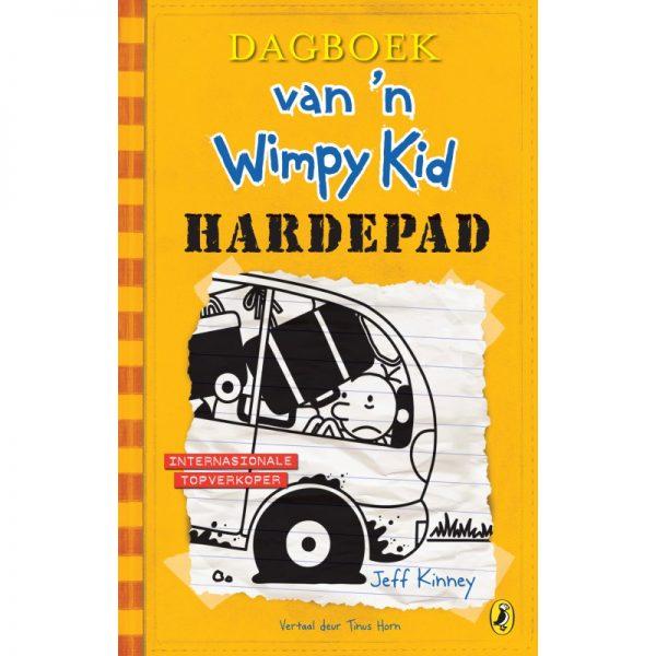 Dagboek van 'n Wimpy Kid Hardepad