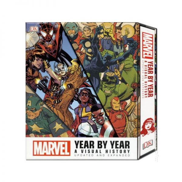 Marvel Year by Year A Visual History
