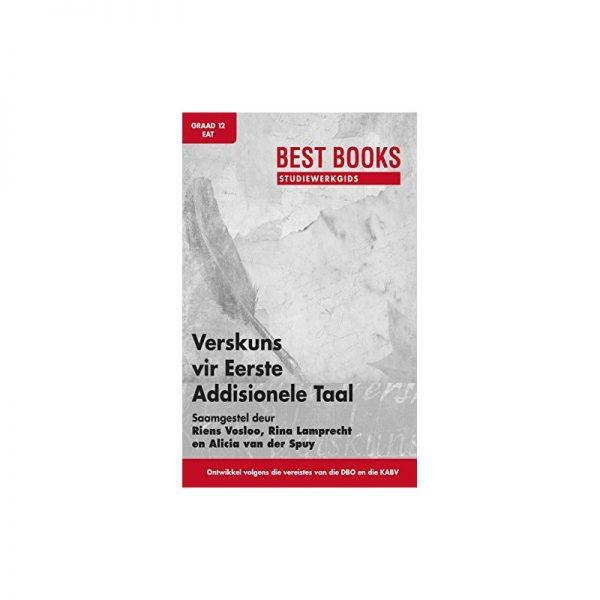 Best Books Studiewerkgids: Verskuns Vir Eerste Addisionele Taal Gr 12