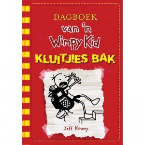Dagboek van 'n Wimpy Kid Kluitjies Bak