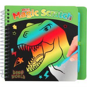 Mini Magic Scratch - Dino