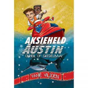 Aksieheld Austin - Onheil op Skedelbaai