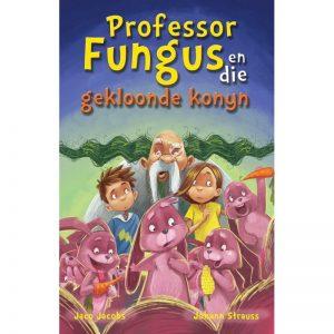 Professor Fungus (14) en die gekloonde konyn