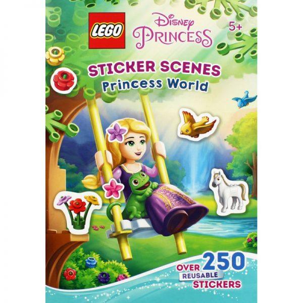 LEGO Disney Princess - Sticker Scenes Princess World