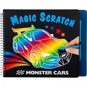 Magic Scratch - Monster Cars